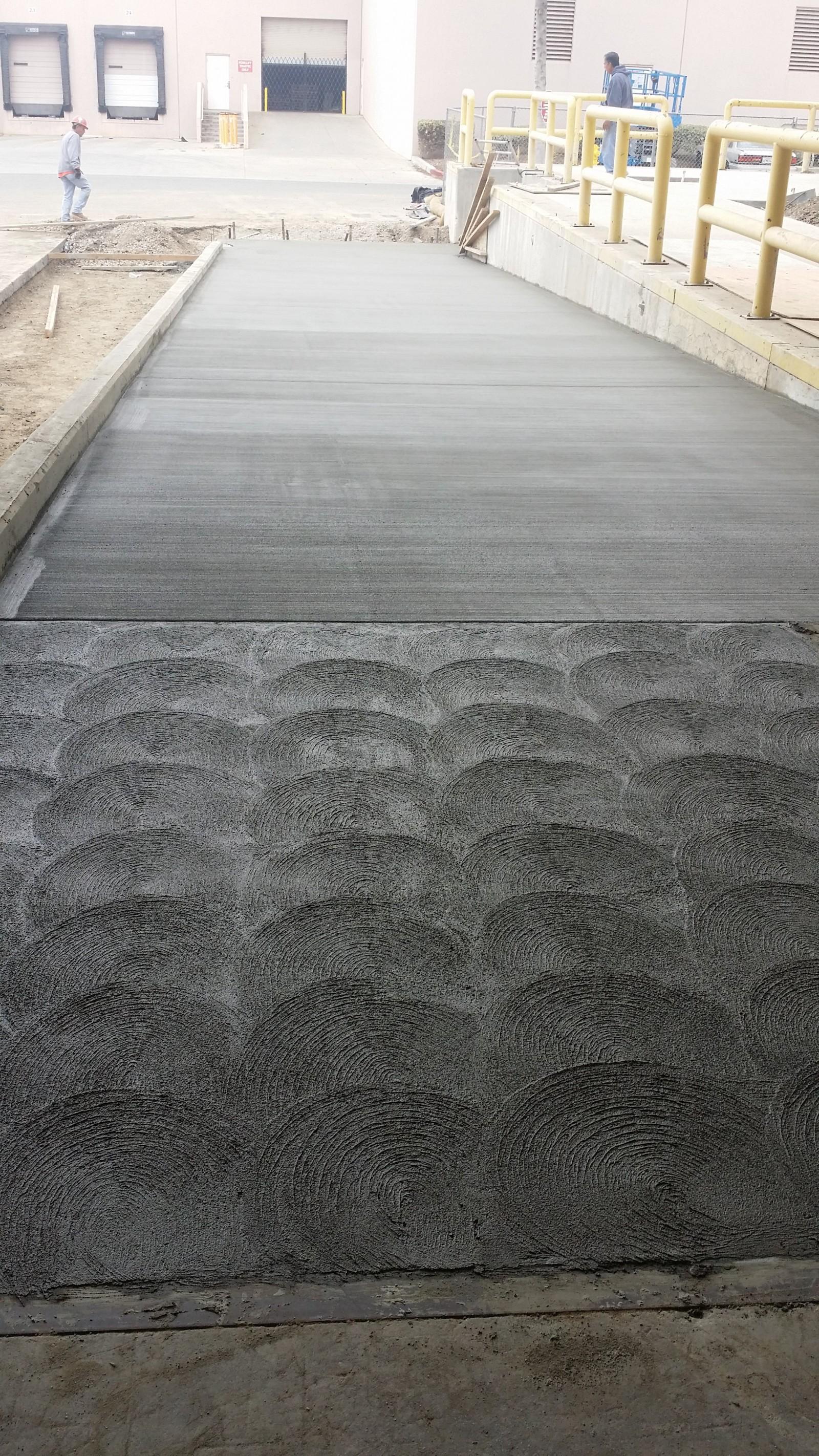 Concrete Loading Dock Rt Concrete
